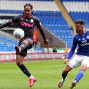 Leeds beaten by Cardiff on return to Championship action