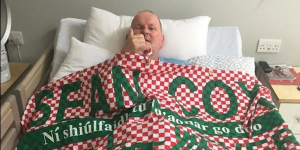 'You'll Never, Ever, Walk Alone': Liverpool CEO pays tribute to Sean Cox after title win