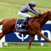 Serpentine makes all to give O'Brien record eighth Derby victory