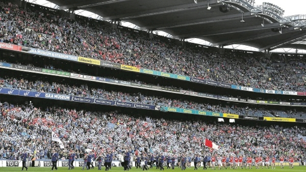 LGFA set All-Ireland dates for Croke Park