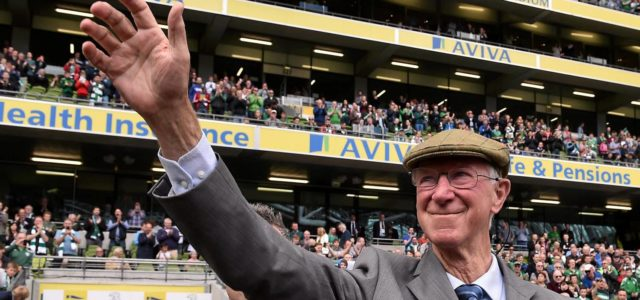 Jack Charlton: A man beloved in two countries