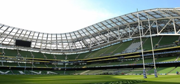 Ireland to face Wales, Fiji and England in November Eight Nations tournament