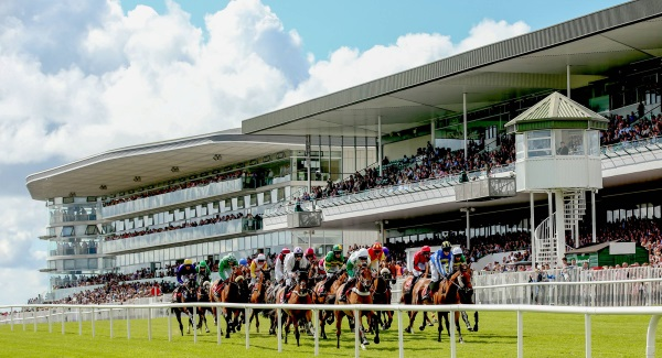 Galway Races makes crowdless return