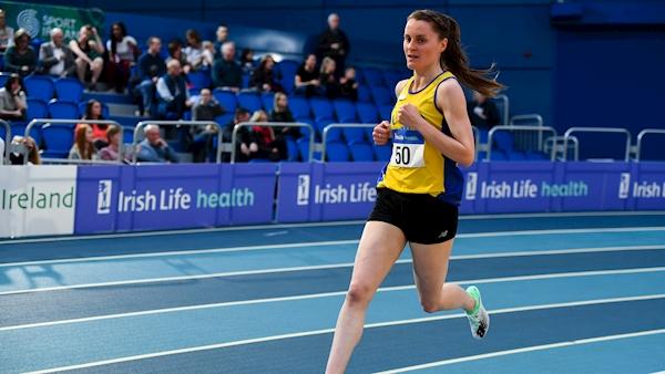 Mageean wins gold setting Irish 800m record in Switzerland