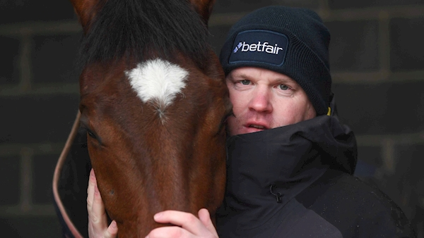 Elliot and O'Brien to face-off for Galway Plate