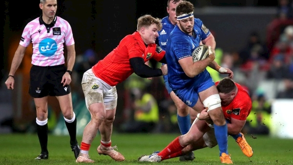 Leinster v Munster to kick off newly rescheduled Pro 14 season