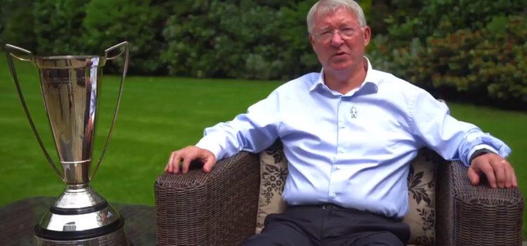 WATCH: Sir Alex Sends Klopp A Congratulations Message As Klopps Wins Manager Of The Season