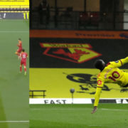 WATCH: Danny Welbeck Scores Stunning Overhead Kick For Watford