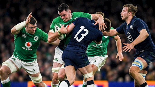 Rapid recovery needed for Ryan to make Six Nations appearance