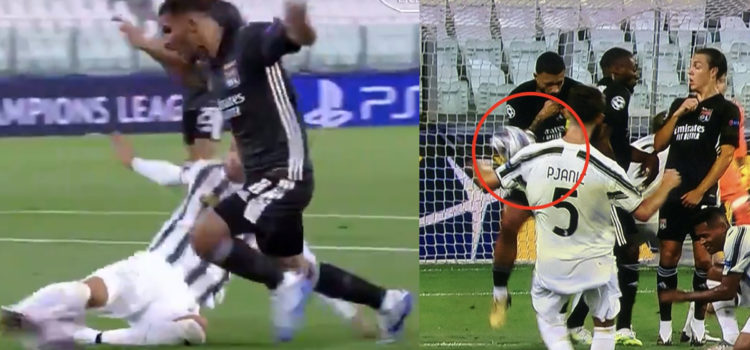WATCH: Madness In Turin As Ref Gives 2 Of The Softest Penalties Of All Time