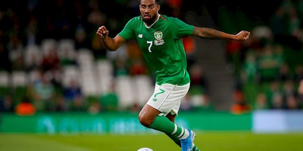 Ireland defender Cyrus Christie reveals racist abuse he suffered on international duty