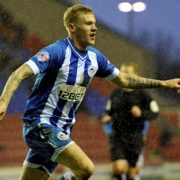 James McClean donates £5k to fund for his former club Wigan