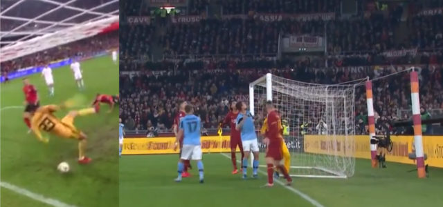 WATCH: A Reddit User Has Created A 15 Minute Montage Of The Worst Goals Of The Season And It's Amazing