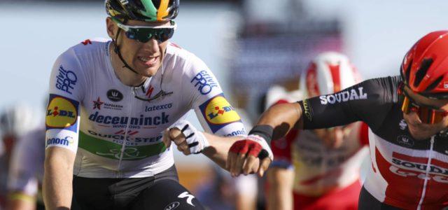 Sam Bennett keeps green jersey as Nicholas Roche secures top-10 finish