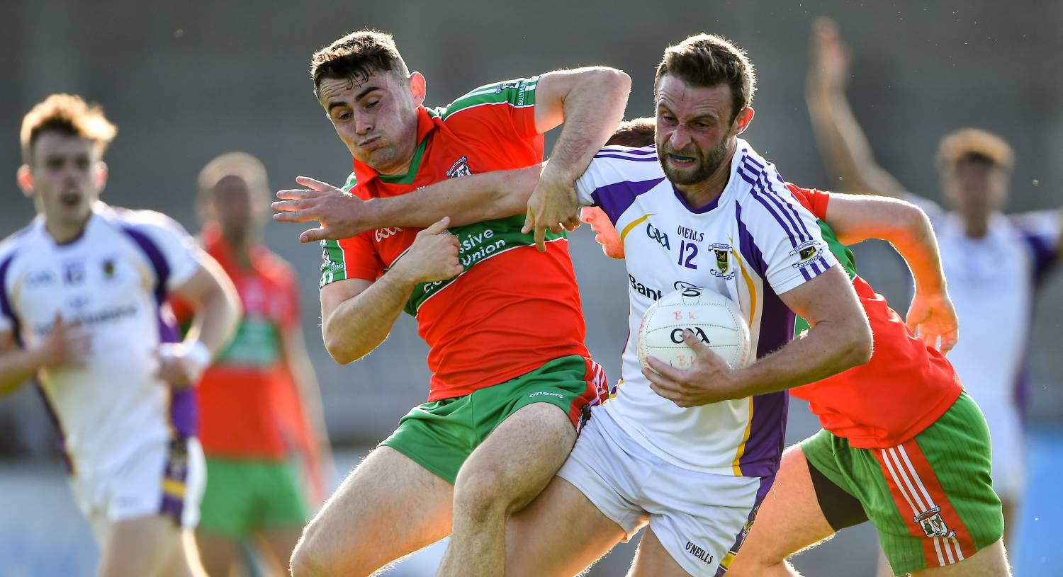 Ballymun Kickhams back in Dublin SFC final but two red cards may prove costly