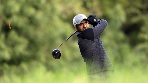 Rai claims one-shot lead going into Irish Open final round