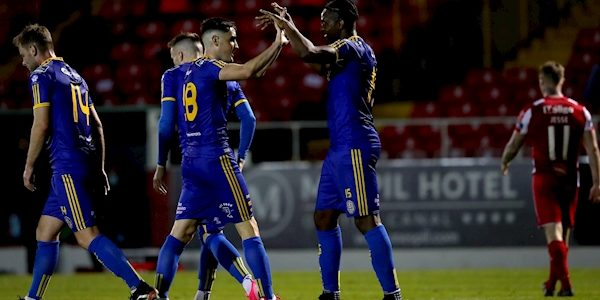 League of Ireland: Bohemians charge to win with goal in 81st minute