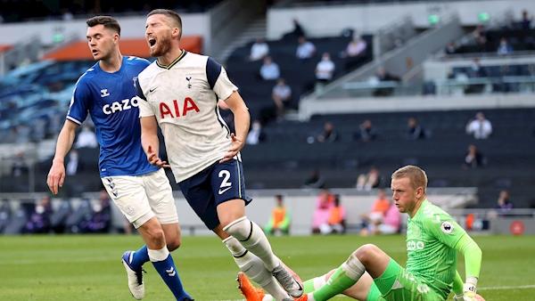 Jose Mourinho critical of Matt Doherty after Spurs debut