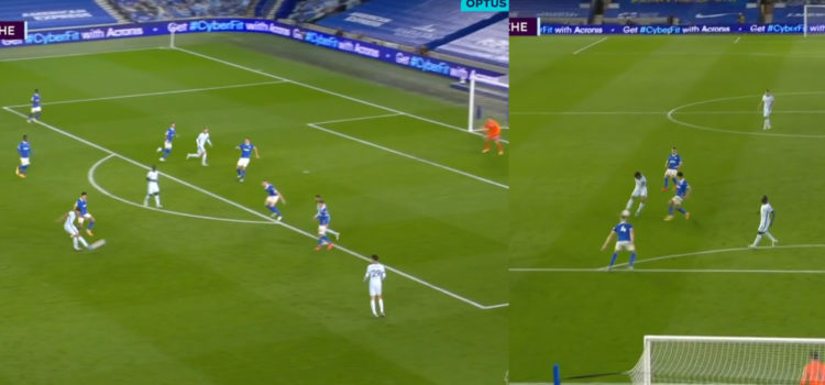WATCH: Reece James Scores A Long Range Screamer Into Top Bins