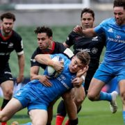 Half-time: Leinster v Saracens, Champions Cup quarter-final
