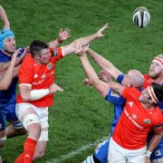 HT: Kelleher try puts Munster on the back foot