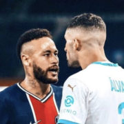 Neymar Posts Message About Last Night's Game Accusing Marseille Player Of Racism