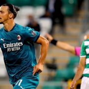 Zlatan scores as Milan ease past Shamrock Rovers into the next round