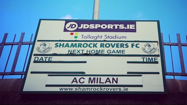 Shamrock Rovers V Ac Milan Time Channel Team News Benchwarmers