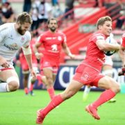 Toulouse too strong at home for Ulster
