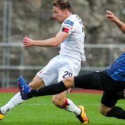 David McMillan on target as 10-man Dundalk progress in Europa League