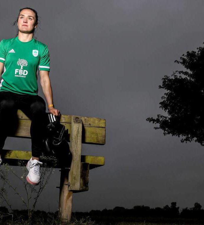Kellie Harrington: 'I can live without boxing but I can't live without staying active'