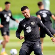 Stephen Kenny 'hungry and determined to do well' – Enda Stevens