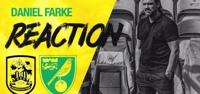 Norwich boss reveals 'proper outburst' at Adam Idah before winning goal