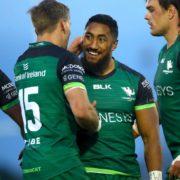 Bundee Aki double sees Connacht start with a win