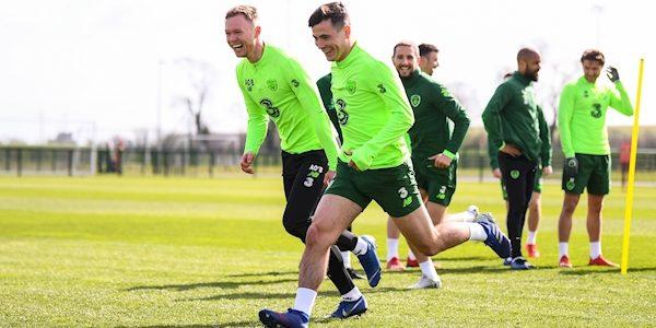 Josh Cullen replaces injured Harry Arter in Ireland squad