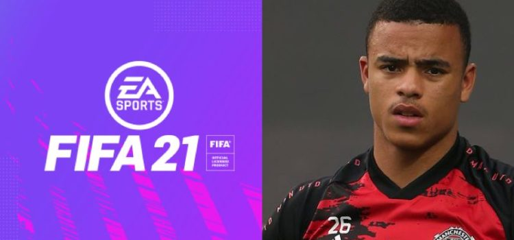 PIC: People Can't Believe What Mason Greenwood Looks Like On FIFA 21