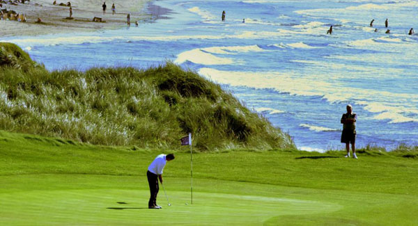 Golf clubs will close under Level 5 restrictions