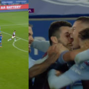 WATCH: Barkley Wins The Game For Villa In Injury Time With A Banger