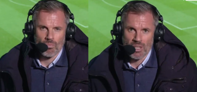"""WATCH: """"I was almost laughing at the end"""" – Carra's Thoughts On 7-2"""