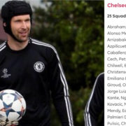 BREAKING: Chelsea Have Named Petr Cech In Their 25 Man Premier League Squad