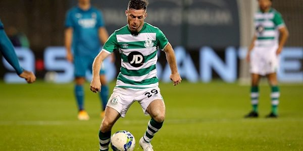 Two Shamrock Rovers players have tested positive for Covid-19