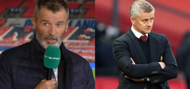 WATCH: Roy Keane Says United Players Will Throw Ole Under The Bus