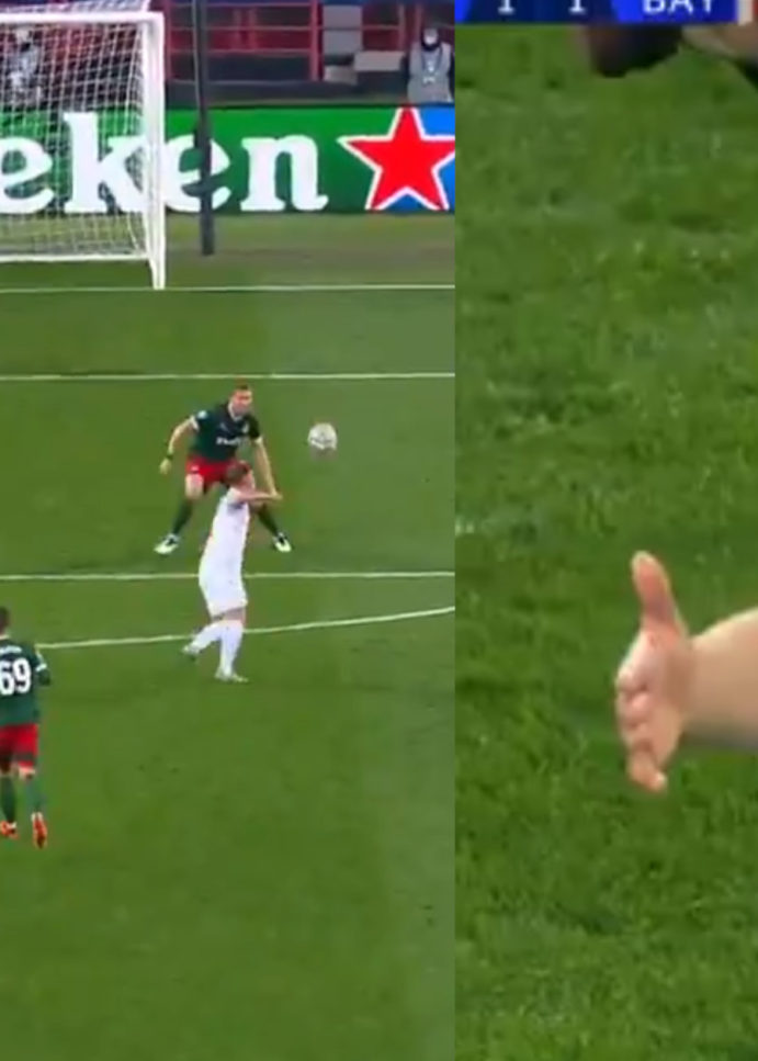 WATCH: Joshua Kimmich's Volley Tonight Was Absolutely Filthy!