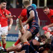 Pro 14 wrap up: Late CJ Stander try sees Munster edge past Edinburgh