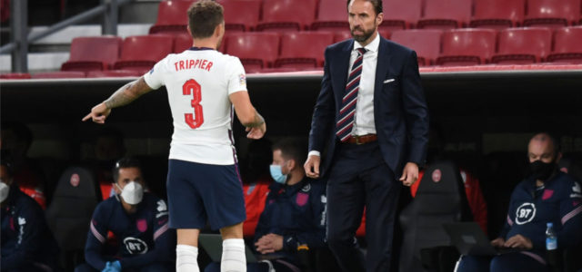 Kieran Trippier Withdrawn From England Squad Over Betting Charges