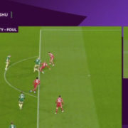 WATCH: The Most Controversial Penalty Of The Season Has Been Awarded Against Liverpool