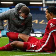 BREAKING: Liverpool Confirm Van Dijk Needs Surgery On His Knee