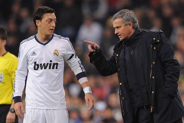 Perez leaks: Mourinho tells Ozil his girlfriend was local bike in Milan